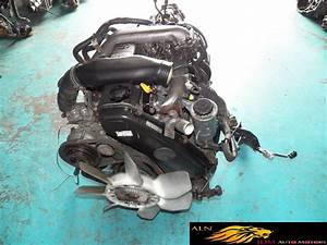 Toyota Hilux 3 0l Turbo Diesel Engine Awd Mt Wiring Ecu