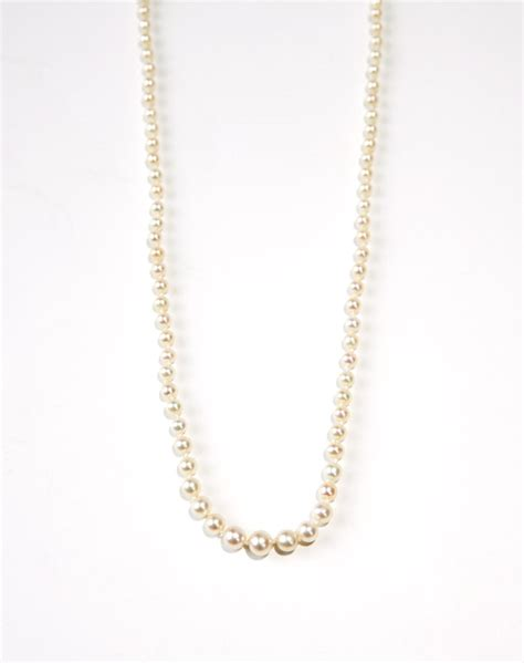 deco pearl necklace an deco pearl necklace co