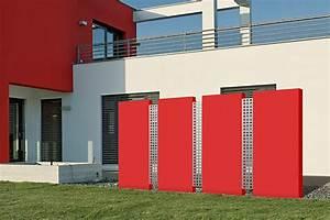 Moderner Sichtschutz Für Terrasse : sichtschutzelemente r wagner design ~ Michelbontemps.com Haus und Dekorationen