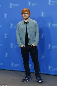 Ed Sheeran attends premiere of his documentary Songwriter