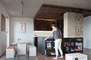 Haustiere Für Kleine Wohnung : platzsparende klappbare m bel f r die kleine wohnung ~ Lizthompson.info Haus und Dekorationen