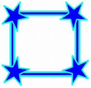 Clip Art Borders and Corners | Blue Corner Border Clip Art ...