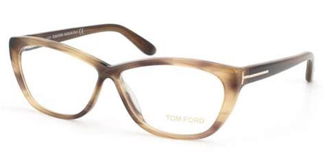 tom ford brillen tom ford ft5227 050 brille brown smartbuyglasses