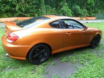 automotive air conditioning repair 2009 hyundai tiburon transmission control sell used 2006 hyundai tiburon gt powermnroof98 945miles 6speed2 7ltr v6 airconditioning in