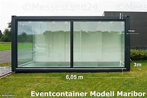 Container Mit Glasfront : verglaster event container modell maribor branding konfigurator ~ Indierocktalk.com Haus und Dekorationen