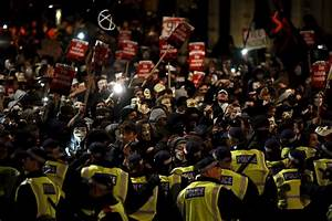 More than 50 people arrested at Million Mask March
