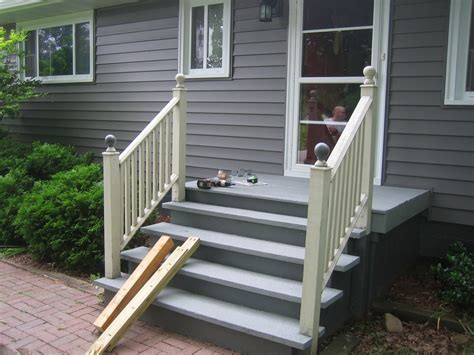 Front Steps Ideas 5 Porch Wood Deck Design ~ Clipgoo