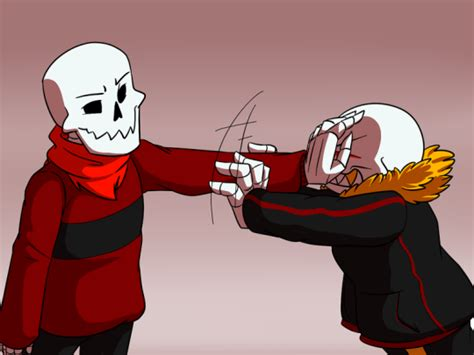 Sans And Papyrus Underfell Baby Bones
