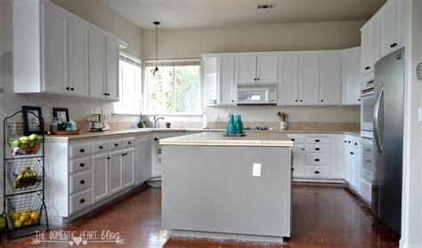 kitchen cabinets diy kitchen cabinets hometalk diy painted kitchen cabinet update reveal