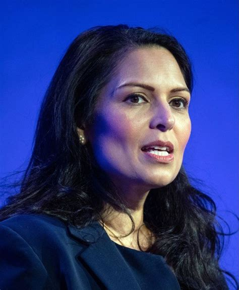 Priti Patel 'worried fear of looking racist' stopped ...