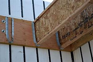 How to Frame a Floor Inside ICF Walls - Part 2: Floor