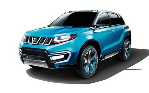 2013 Suzuki Iv 4 Compact Suv Concept Wallpaper