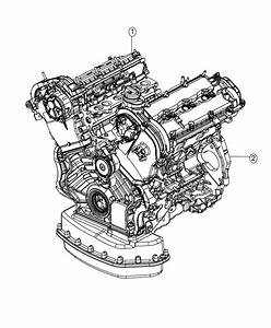 Ram 1500 Engine  Complete