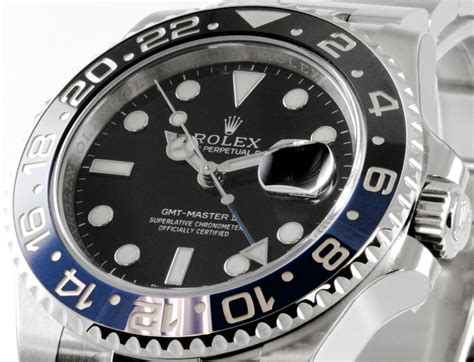 The New Rolex GMT-Master II with Blue & Black Bezel ...
