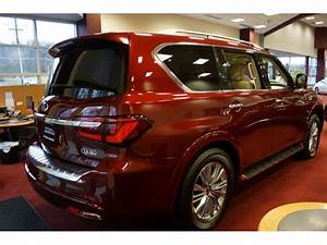 New 2020 Infiniti Qx80 Luxe Awd Luxe 4dr Suv In Edison