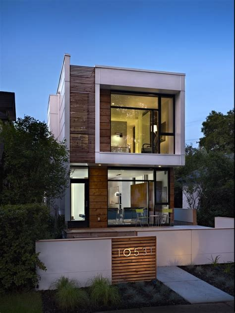house plans for small lots small lot house plan idea modern sustainable home