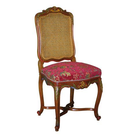 chaises de style chaise style louis xiv