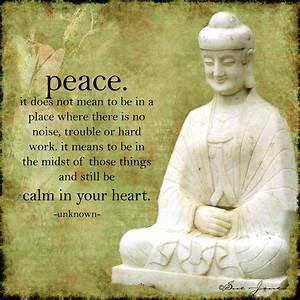 quotes Peaceful Zen Quotes