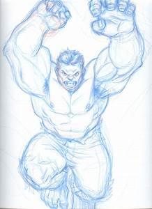Hulk drawing by KJVallentin on DeviantArt