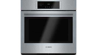 series  single wall oven hbluc stainless