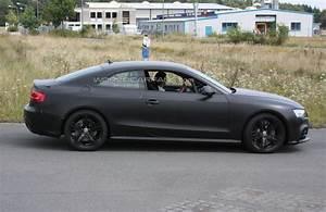 Detras Del Volante  Nuevo Audi Rs5