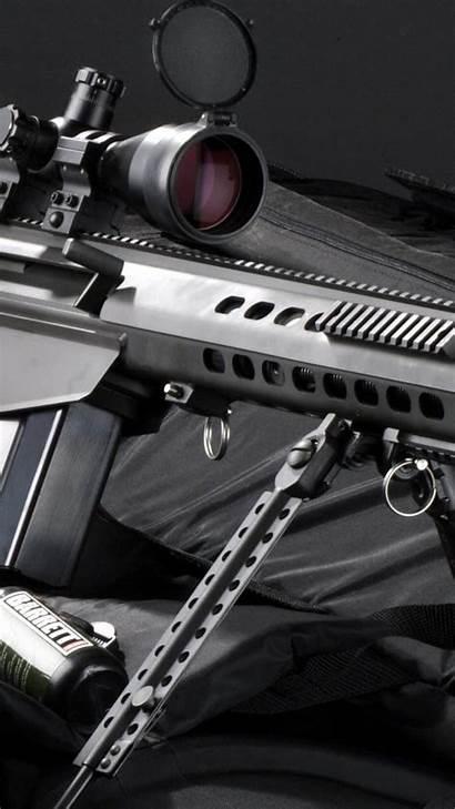 Sniper M82 Barrett Materiel Anti M107 Military