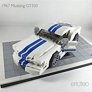 Lego Technic Mustang : 1967 ford mustang gt350 a modified version of my mustang ~ Kayakingforconservation.com Haus und Dekorationen