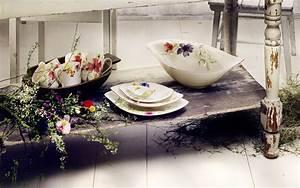 Geschirr Von Villeroy Und Boch : neues geschirr mit floraler dekoration von villeroy boch lifestyle und design ~ Eleganceandgraceweddings.com Haus und Dekorationen