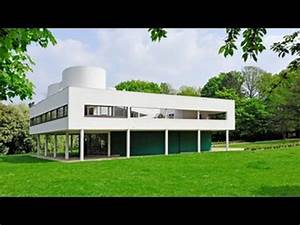 Le Corbusier Villa Savoye : the villa savoye a manifesto for modernity youtube ~ A.2002-acura-tl-radio.info Haus und Dekorationen