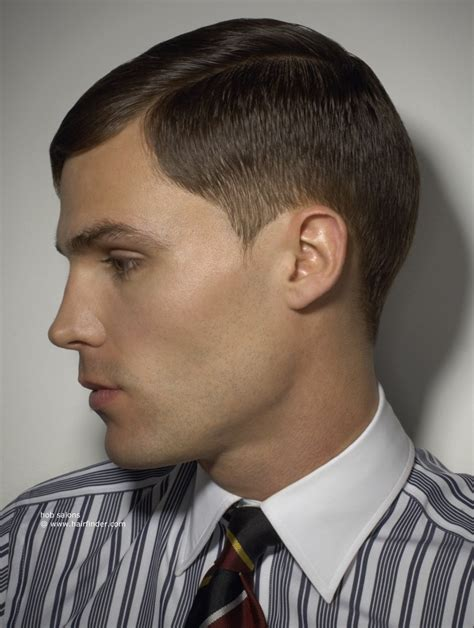 masculine clipper cut hairstyle   hair tapered