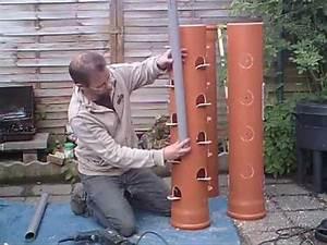 tour a fraises youtube With sculpture moderne pour jardin 5 les fontaines au jardin