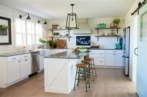 farmhouse kitchen reveal  harper house