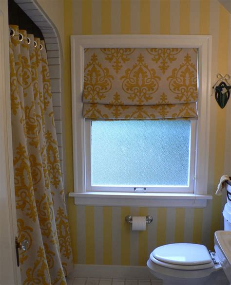 window treatment ideas for bathrooms 20 designs for bathroom window treatment house