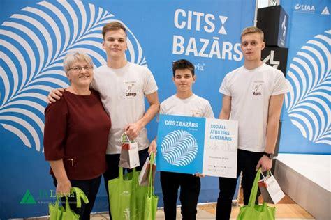 Valmieras tehnikumā — Latvijas labākie jaunie uzņēmēji   eLiesma