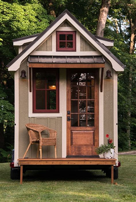 25+ Best Ideas About Tiny House Exterior On Pinterest