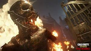 Call Of Duty WWII Nazi Zombies Official Trailer Out Now