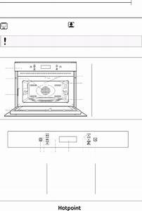 Hotpoint Mp676ixh Microwave Oven Daily Reference Manual