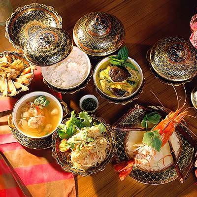 cuisine thaï food paradise food