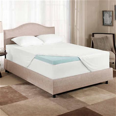 costco mattress reviews novaform comfortluxe gel memory foam mattress topper