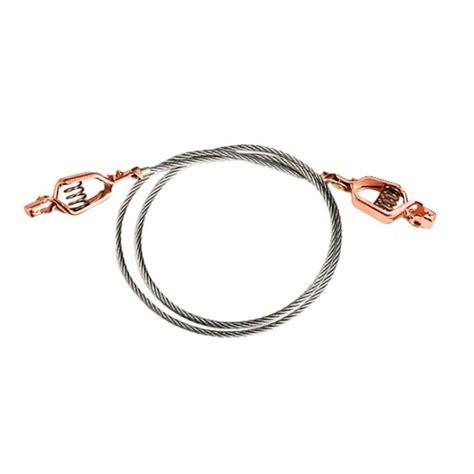antistatic flexible wire  bonding  grounding safety