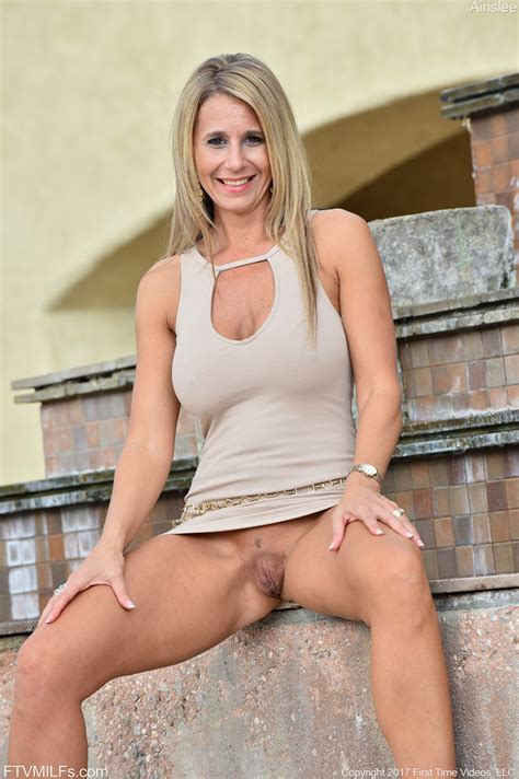 Sexy Milf Ainslee - FTVMilfs 15 | morazzia.com