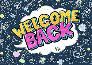 Welcome, Back, Letter