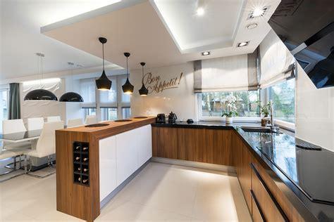 melamine cuisine cuisine moderne mélamine et polymère lustré armoires