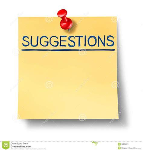 note sur le bureau liste de suggestions sur la note jaune de bureau image