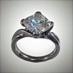 palladium engagement rings moissanite palladium ring boston custom jewelry skylight jewelers