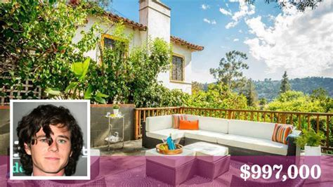Charlie McDermott lands in the middle of Hollywood Hills