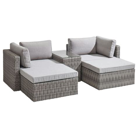 Gamma Loungeset by Loungeset Modena Loungesets Tuinmeubelen Tuin Gamma Be
