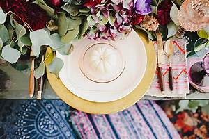 Bohemian Thanksgiving table by Beijos Events | 100 Layer ...