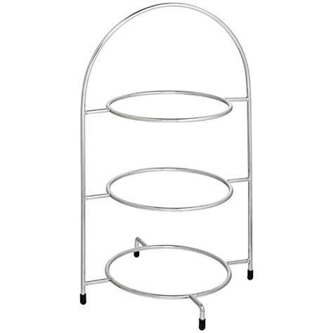 utopia chrome  tier cake plate stand  cm cake stands cupcake stand buy