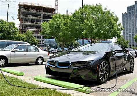 Bmw I8 Spotted In Raleigh, North Carolina On 06/09/2015